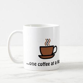 Take over the world. coffee mug