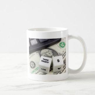Take profit US dollar Coffee Mug
