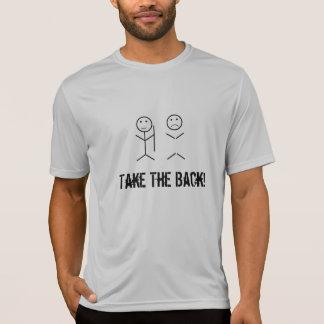 Take the back! tee shirt