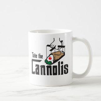 Take the Cannolis Mug
