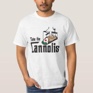 Take the Cannoli's T-Shirt
