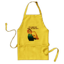 Take the Day Off Apron