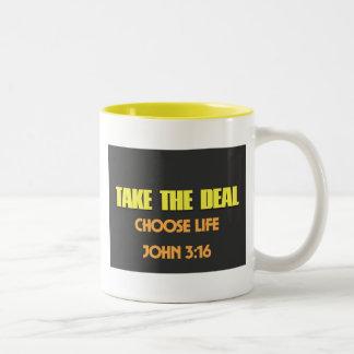 Take the Deal Mug