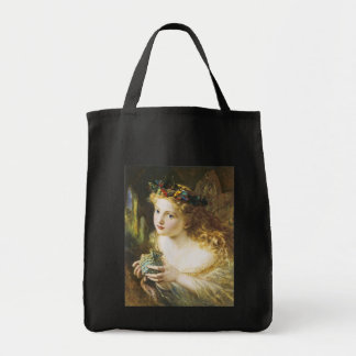 Take the Fair Face of Woman Tote