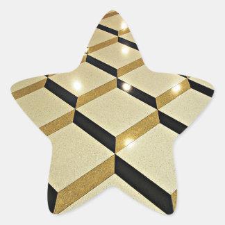 Take the Floor Star Sticker