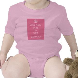 take the Girl babygro Bodysuit