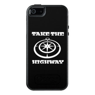 Take The Highway Phone Case