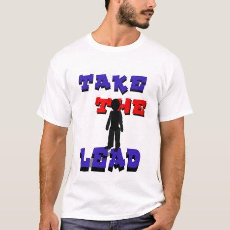 Take the Lead Plus-Size T-Shirt