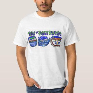 Take the Piggy Plunge T Shirts