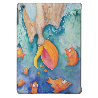 """""""Take the plunge!"""" Pelican & Fish Art iPad Air Cases"""