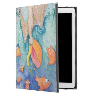 """Take the plunge!"" Pelican & Fish Art iPad Pro Case"