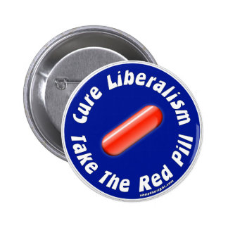 Take The Red Pill Button