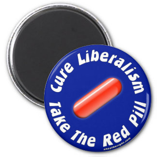 Take The Red Pill Magnet