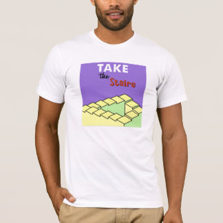 Take the Stairs (Men's) T-Shirt