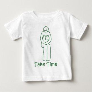 take time baby T-Shirt