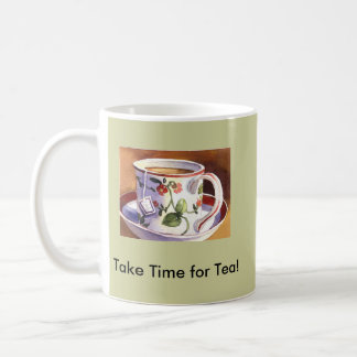 Take Time for Tea MUG