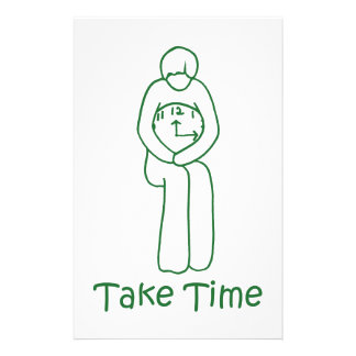 take time stationery