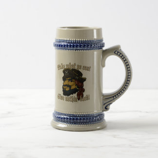 Take What Ye Can Beer Stein