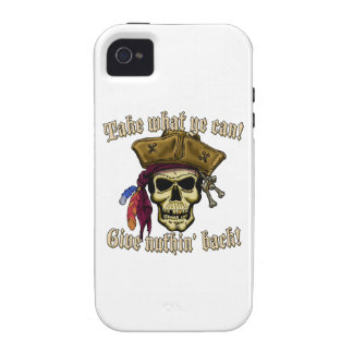 Take What Ye Can Vibe iPhone 4 Cover