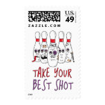 Take Your Best Shot Postage