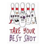 Take Your Best Shot Postcard