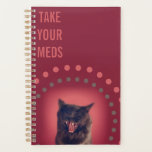 "take your meds day planner<br><div class=""desc"">It's an important reminder.</div>"