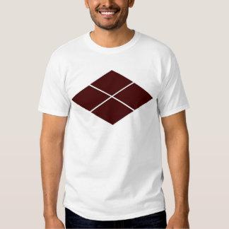 Takeda Samurai Clan Crest T Shirt