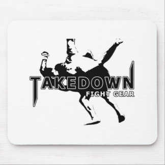 TakeDown Fight Gear Mouse Pads
