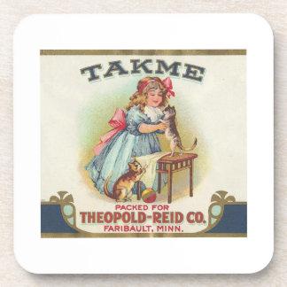 Takeme Brand Coaster