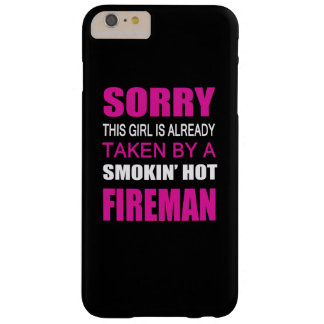 Taken By A Fireman Barely There iPhone 6 Plus Case