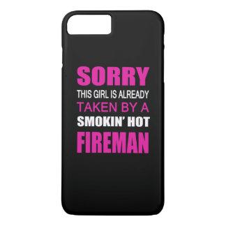 Taken By A Fireman iPhone 7 Plus Case