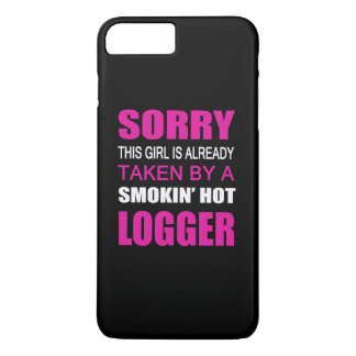 Taken By A Logger iPhone 7 Plus Case