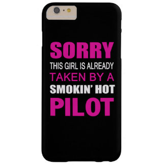 Taken by a Pilot Barely There iPhone 6 Plus Case