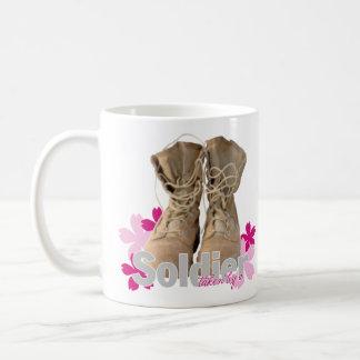 taken by a soldier mug