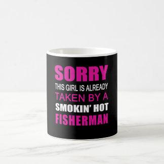 Taken By Fisherman Coffee Mug