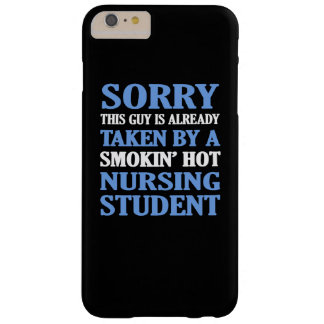 Taken By Nursing Student Barely There iPhone 6 Plus Case