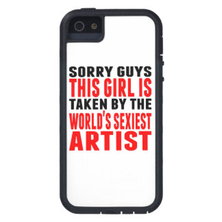 Taken By The World's Sexiest Artist iPhone 5 Cases