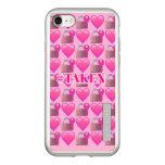 Taken Emoji (Pink) iPhone 7 Incipio Incipio DualPro Shine iPhone 7 Case