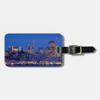 Taken from the roof of the prison on Alcatraz Luggage Tag