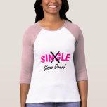 Taken (Game Over Pink) T-shirts