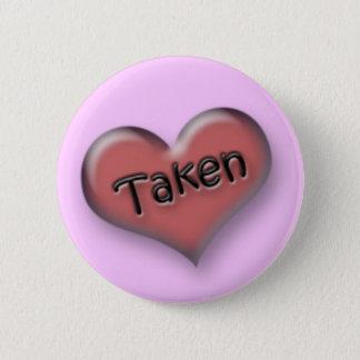 Taken Heart Button
