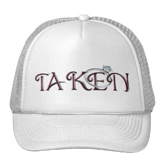 Taken Ring Trucker Hat