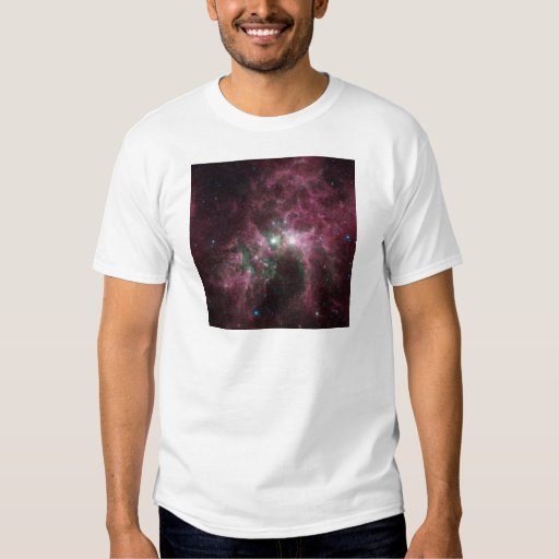 Taken Under the 'Wing' of the Small Magellanic Clo T Shirt