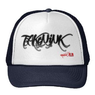 TAKENINK GRAFFITI trucker cap Trucker Hat