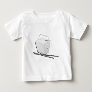 TakeOutBoxChopSticks101412 copy.png Baby T-Shirt