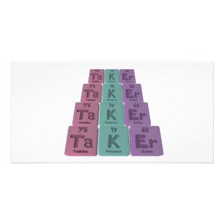 Taker-Ta-K-Er-Tantalum-Potassium-Erbium.png Photo Card
