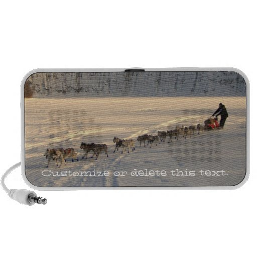 Takhini River Quest; Customizable iPhone Speakers