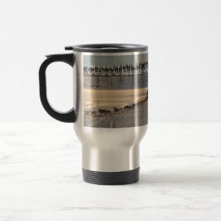 Takhini River Quest; Customizable 15 Oz Stainless Steel Travel Mug