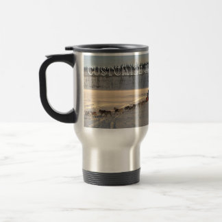 Takhini River Quest; Customizable Travel Mug