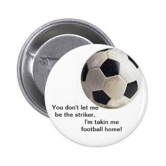 Takin me ball home button
